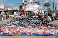 2010 Texas Fishing Forum Nueve Tuna charter